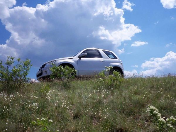 Suzuki Grand Vitara, 2008 год, 490 000 руб.