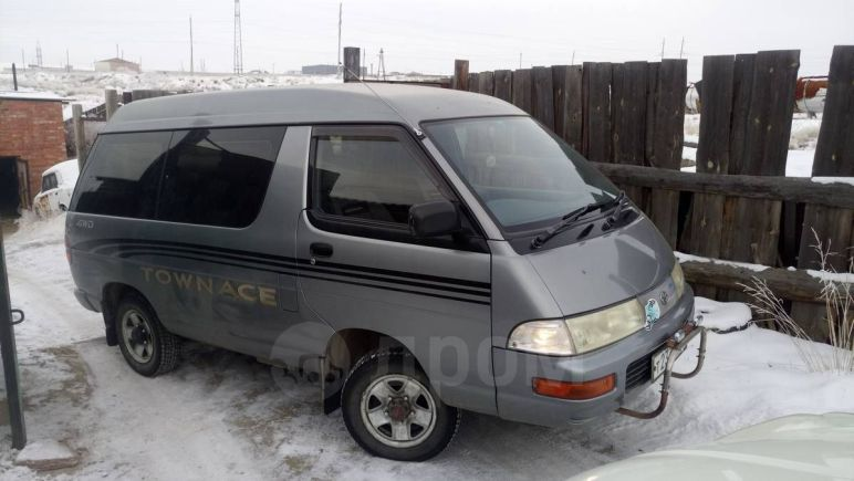 Toyota Town Ace, 1992 год, 230 000 руб.