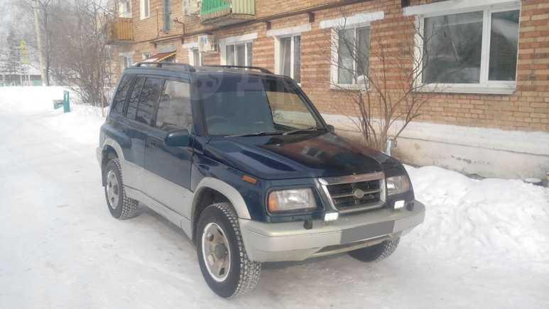 Suzuki Escudo, 1996 год, 245 000 руб.