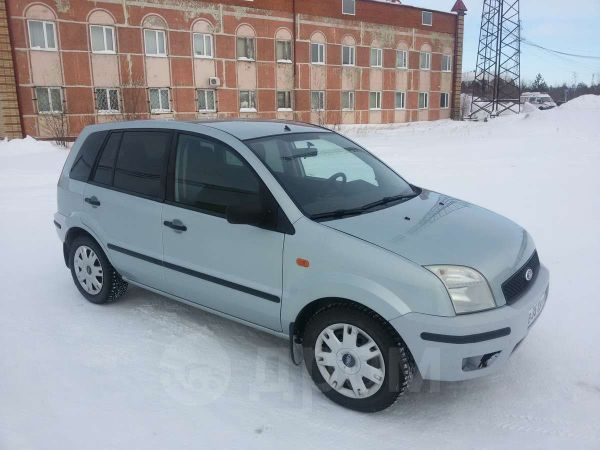 Ford Fusion, 2004 год, 206 000 руб.
