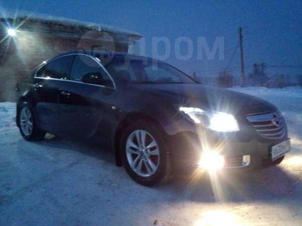 Opel Insignia, 2010 год, 730 000 руб.