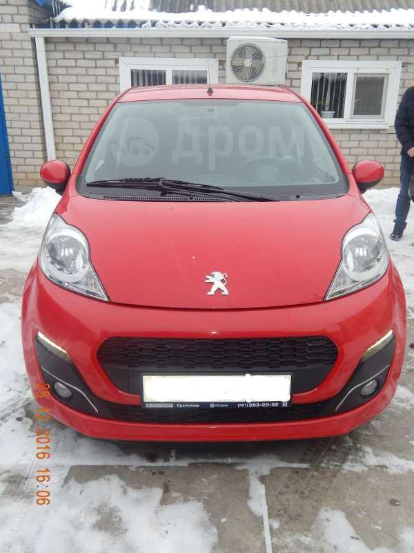 Peugeot 107, 2013 год, 380 000 руб.