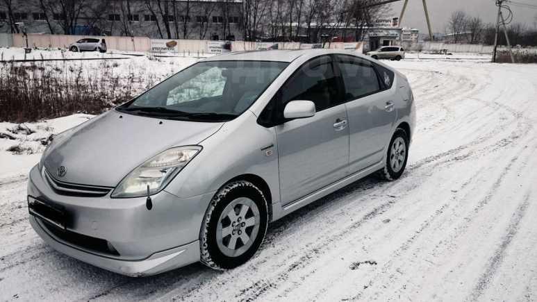 Toyota Prius, 2008 год, 495 000 руб.