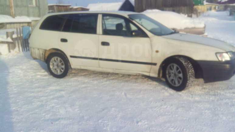 Toyota Caldina, 1998 год, 137 000 руб.