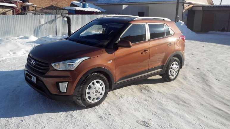 Hyundai Creta, 2016 год, 999 000 руб.