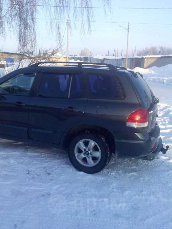 Hyundai Santa Fe, 2008 год, 480 000 руб.