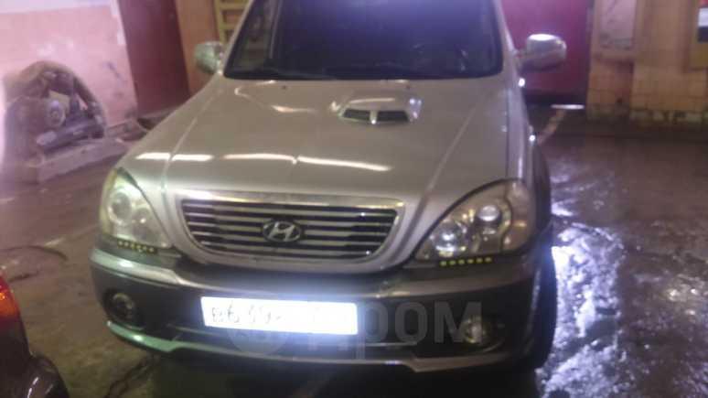 Hyundai Terracan, 2001 год, 350 000 руб.