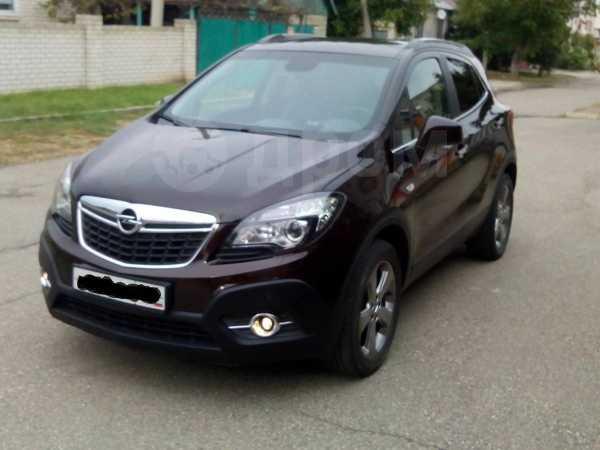 Opel Mokka, 2012 год, 750 000 руб.