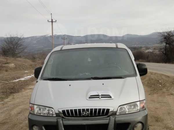 Hyundai Starex, 2003 год, 470 000 руб.
