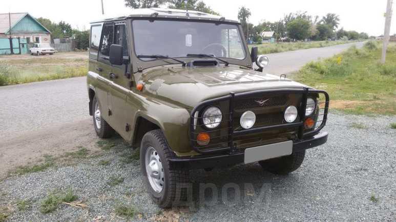 УАЗ 469, 2002 год, 230 000 руб.