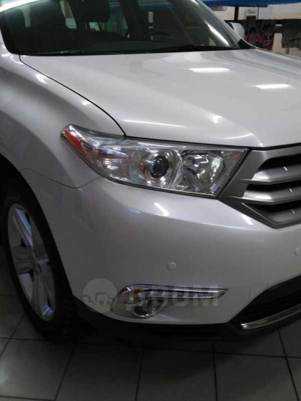 Toyota Highlander, 2012 год, 1 630 000 руб.