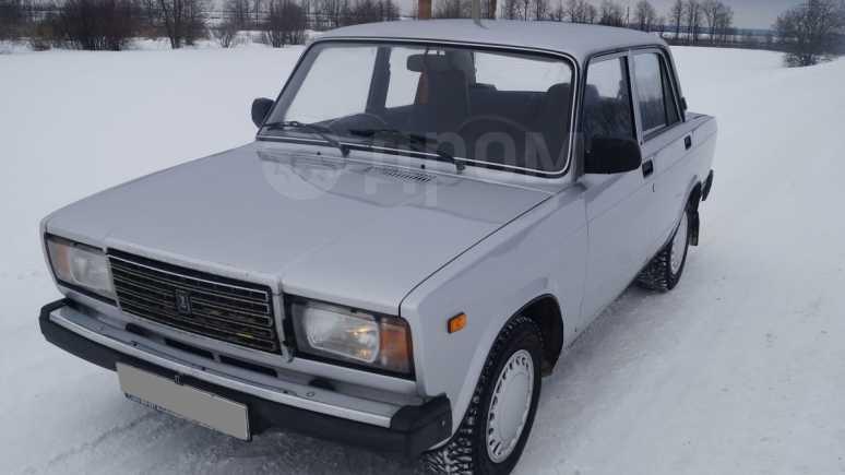 Лада 2107, 2010 год, 117 000 руб.