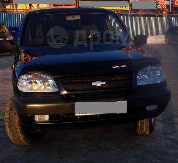 Chevrolet Niva, 2008 год, 284 000 руб.