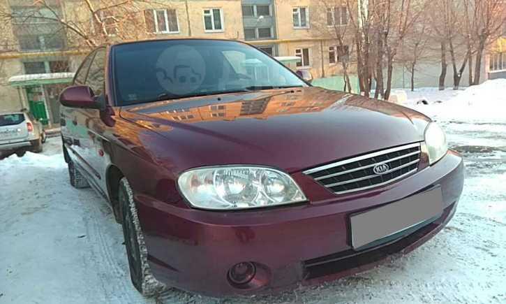 Kia Spectra, 2006 год, 170 000 руб.