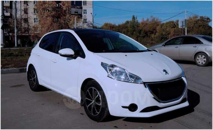 Peugeot 208, 2014 год, 455 000 руб.