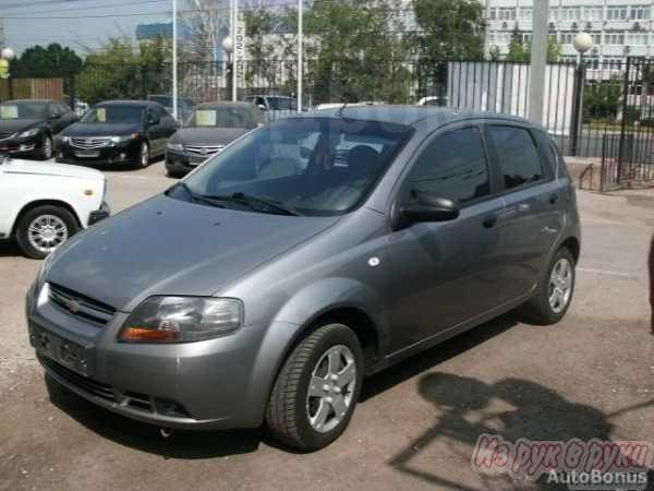 Chevrolet Aveo, 2007 год, 242 000 руб.