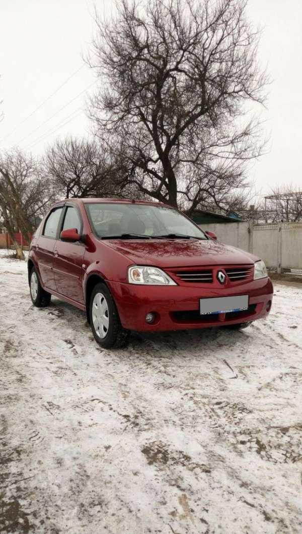 Renault Logan, 2009 год, 270 000 руб.