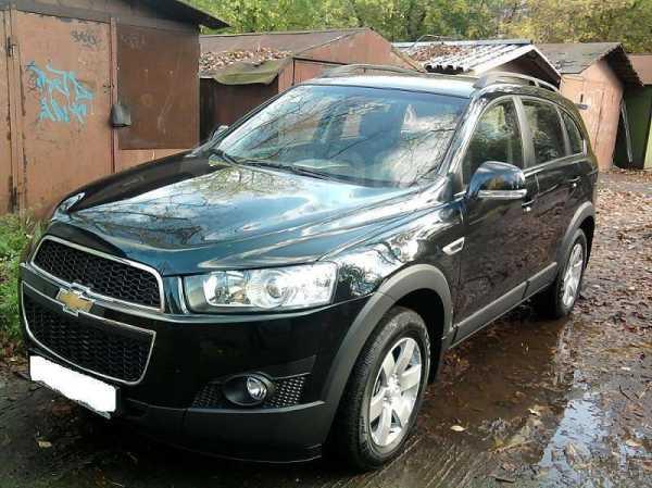 Chevrolet Captiva, 2012 год, 940 000 руб.