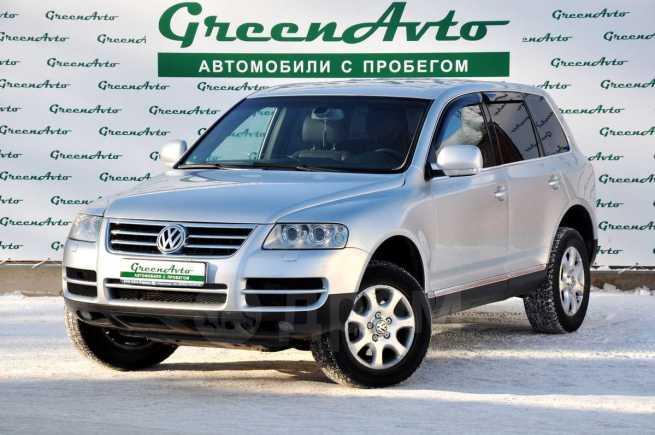 Volkswagen Touareg, 2004 год, 449 000 руб.