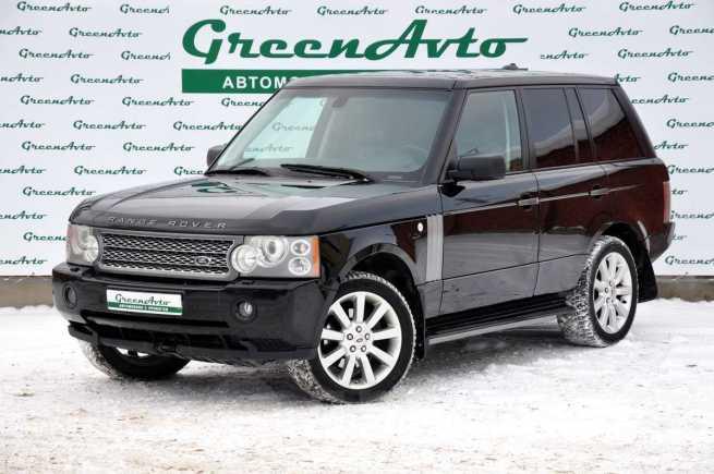 Land Rover Range Rover, 2006 год, 599 000 руб.