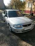 Hyundai Accent, 2011 год, 360 000 руб.