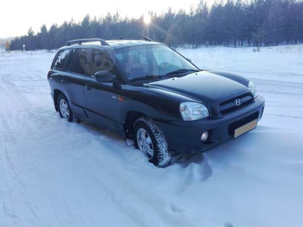 Hyundai Santa Fe Classic, 2009 год, 495 000 руб.