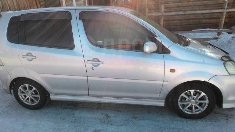 Daihatsu YRV, 2003 год, 250 000 руб.