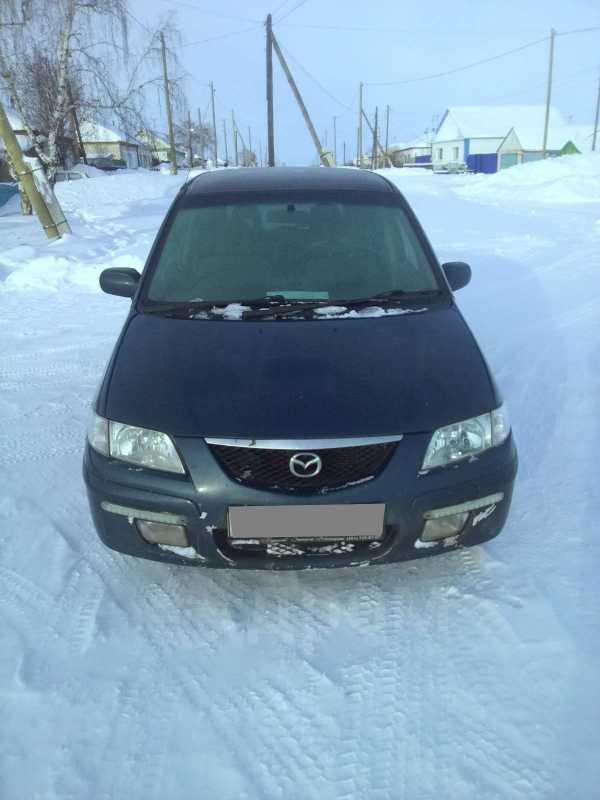 Mazda Premacy, 1999 год, 170 000 руб.