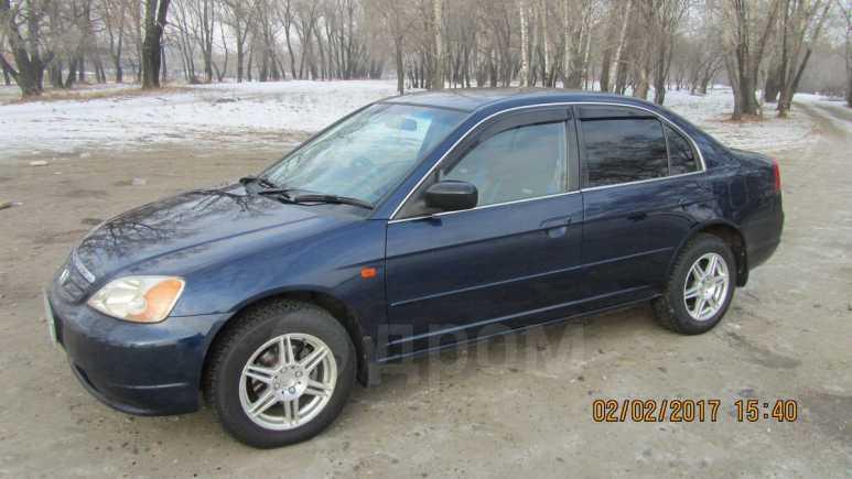 Honda Civic Ferio, 2001 год, 225 000 руб.