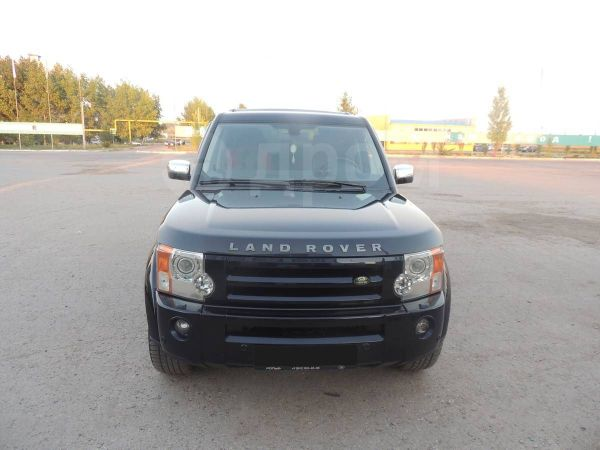 Land Rover Discovery, 2009 год, 1 050 000 руб.