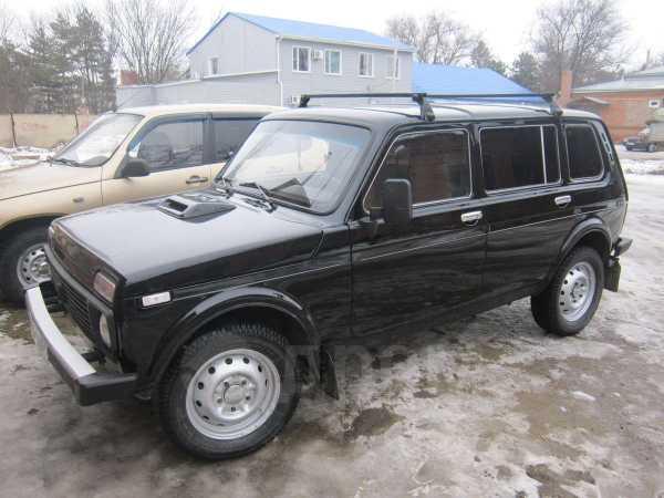Лада 4x4 2131 Нива, 2007 год, 235 000 руб.