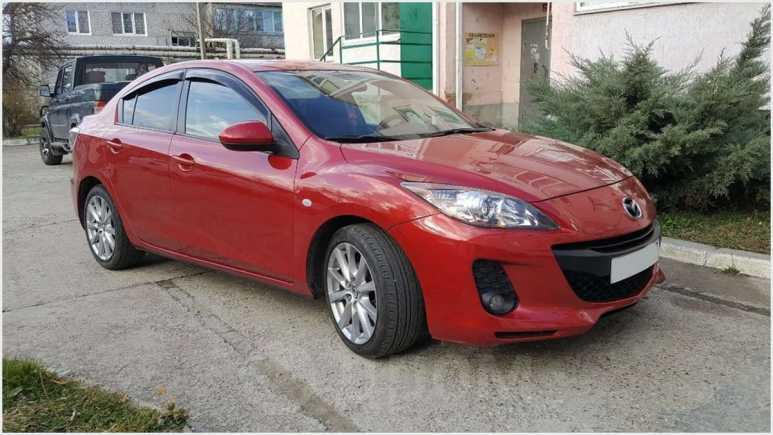 Mazda Mazda3, 2011 год, 647 000 руб.