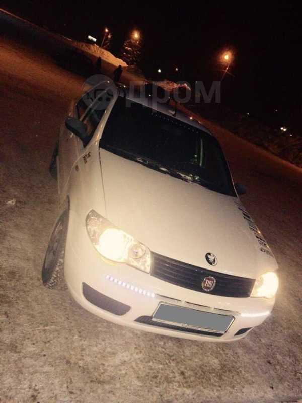 Fiat Albea, 2011 год, 195 000 руб.