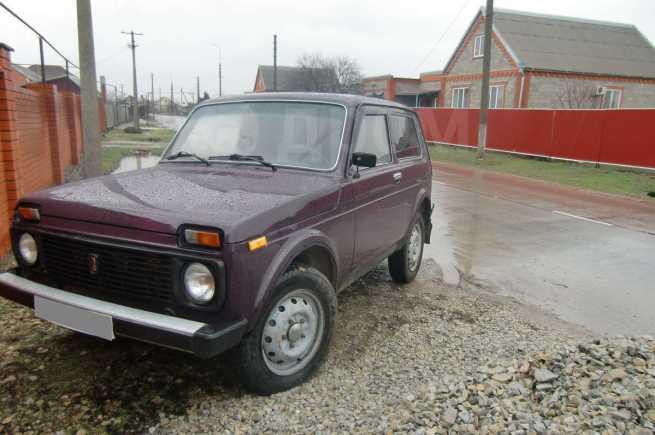 Лада 4x4 2121 Нива, 2001 год, 165 000 руб.