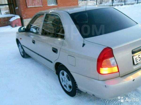 Hyundai Accent, 2005 год, 220 000 руб.