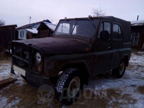 УАЗ 469, 1987 год, 100 000 руб.