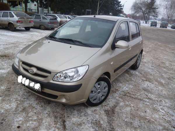 Hyundai Getz, 2007 год, 305 000 руб.