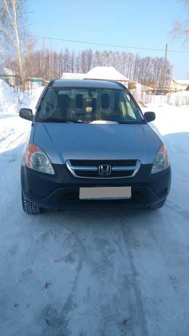 Honda CR-V, 2002 год, 400 000 руб.
