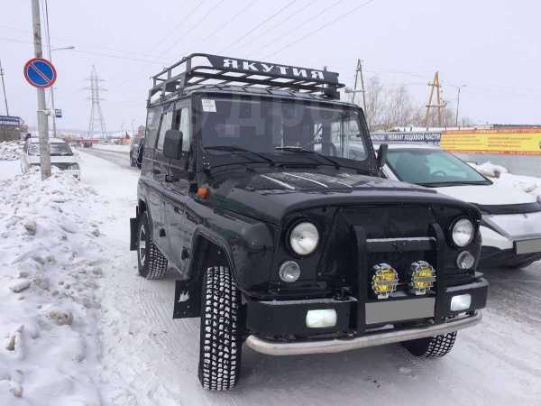 УАЗ Хантер, 2014 год, 500 000 руб.