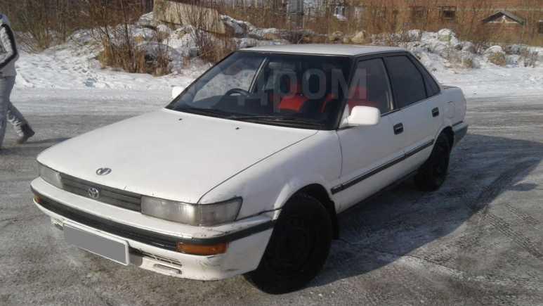 Toyota Sprinter, 1987 год, 65 000 руб.
