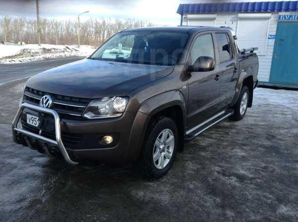 Volkswagen Amarok, 2012 год, 1 275 000 руб.