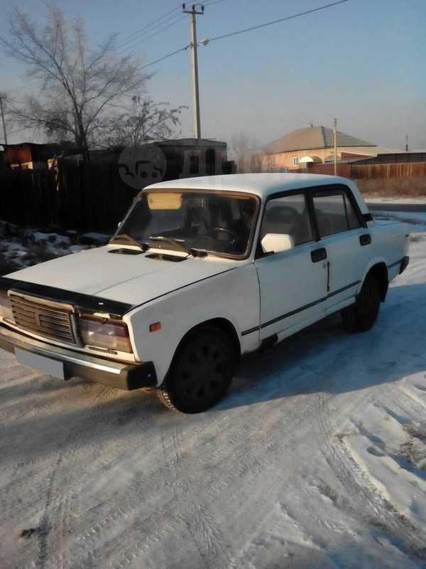 Лада 2107, 1993 год, 40 000 руб.
