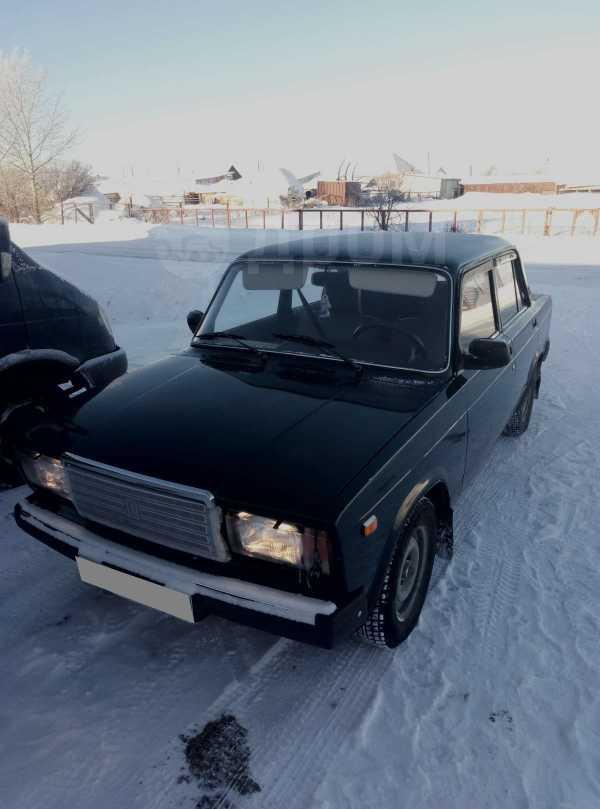 Лада 2107, 2009 год, 85 000 руб.