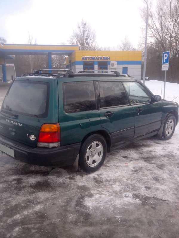Subaru Forester, 1997 год, 190 000 руб.