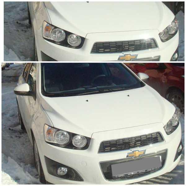 Chevrolet Aveo, 2014 год, 510 000 руб.