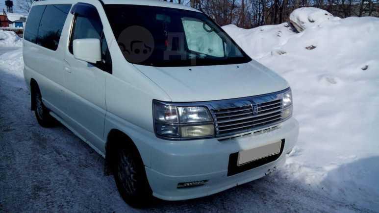 Nissan Elgrand, 1999 год, 280 000 руб.