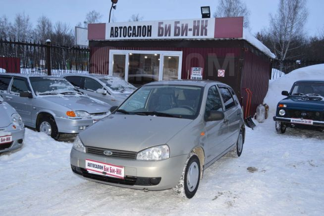 Лада Калина, 2007 год, 155 000 руб.