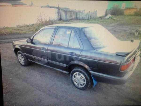 Nissan Sunny, 1991 год, 90 000 руб.