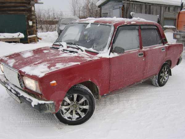 Лада 2107, 2008 год, 55 000 руб.
