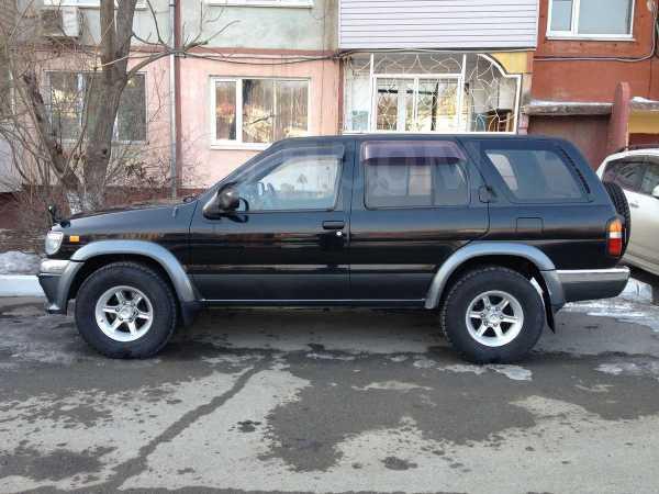 Nissan Terrano, 1995 год, 390 000 руб.